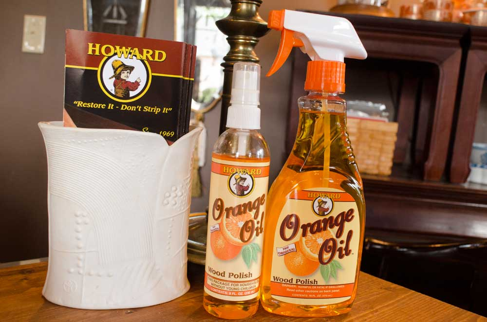 Howard Orange Oil